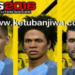 PES 2016 PTE Patch 6.0 Option File Update 04/08/2016