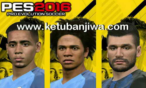 PES 2016 PTE Patch 6.0 Option File Update 04 August 2016 by Fadli Ketuban Jiwa