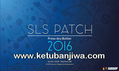 PES 2016 SLS Patch v3 AIO by PES-Serbia Ketuban Jiwa