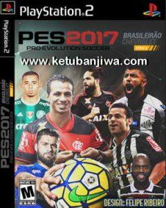 PES 2017 PS2 Brazucas Patch Season 2016-17 Ketuban Jiwa
