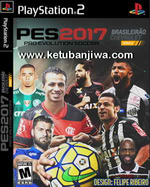PES 2017 PS2 Brazucas Patch Season 2016-17 Ketuban Jiwa