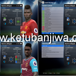 PES 2016 SMOKE Patch 8.5.1 Option File Update 11.08.16