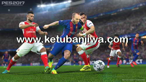 Pro Evolution Soccer PES 2017 Demo XBOX 360 Single Link Torrent Preview 1 Ketuban Jiwa
