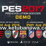 Pro Evolution Soccer PES 2017 Demo PS3 Single Link