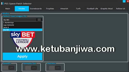 PES 2013 PES Space Patch v1 Season 16-17 Ketuban Jiwa Preview 2