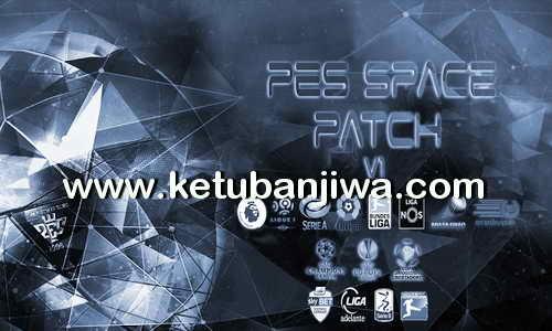 PES 2013 PES Space Patch v1 Season 16-17 Ketuban Jiwa