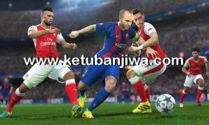 PES 2016 GamePlay Patch From PES 2017 Demo by Xian