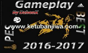 PES 2016 GamePlay From PES 2017 Demo by DzhonX