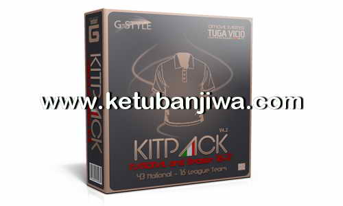 PES 2016 National Kitpack 4.5 AIO by G-Style Ketuban Jiwa