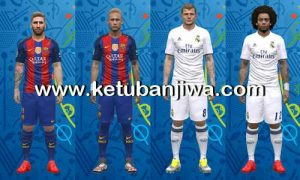 PES 2016 Tatoopack + Fix Specular Map by B4byHuey Ketuban Jiwa