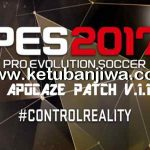 PES 2017 Apocaze Patch v1.1 For PC Demo + Full Version