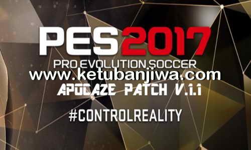 PES 2017 Apocaze Patch 1.1 For PC Demo + Full Version Ketuban Jiwa