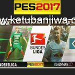 PES 2017 PS4 Bundesliga Kitpack v1 by Klashman