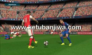 PES 2017 Demo + Full Games FX Mod 4k Turf by InMortal Ketuban Jiwa