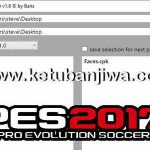 PES 2017 DpFileList Generator v1.6 Tool by Baris
