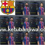 PES 2017 FC Barcelona Facepack 1.0 by Tran Ngoc