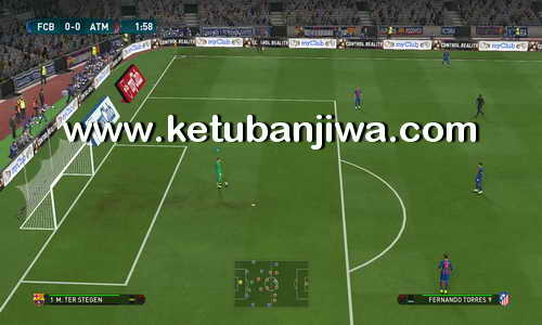 PES 2017 FMODS Pitch 2.2 Update by Fruits Ketuban Jiwa