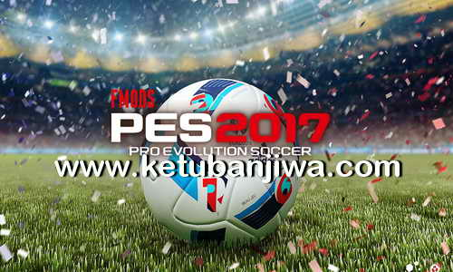 PES 2017 FMODS Pitch v1 + Details Pack by Fruits Ketuban Jiwa