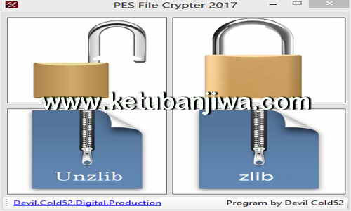 PES 2017 File Crypter Tool by Devil Cold52 Ketuban Jiwa