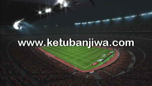 PES 2017 HD Pitch 1.0 Graphics Mod by Tran Ngoc For PC Ketuban Jiwa Preview 1
