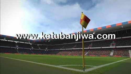 PES 2017 HD Pitch 1.0 Graphics Mod by Tran Ngoc For PC Ketuban Jiwa Preview 2