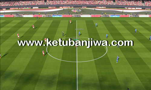 PES 2017 HD Pitch 1.0 Graphics Mod by Tran Ngoc For PC Ketuban Jiwa