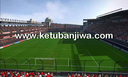 PES 2017 HD Pitch 2.0 by Tran Ngoc Ketuban Jiwa