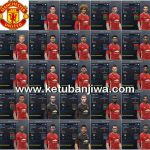 PES 2017 Manchester United Facepack 1.0 by Tran Ngoc