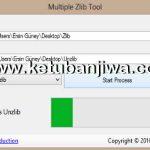 PES 2017 Multiple Zlib Tool v1.00 by Devil Cold52