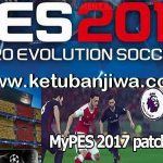 PES 2017 MyPES Patch v0.1 English Premier League