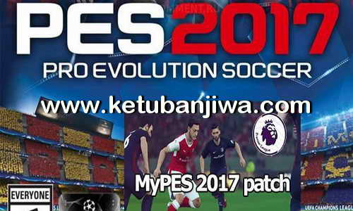 PES 2017 MyPES Patch 0.1 EPL Ketuban Jiwa
