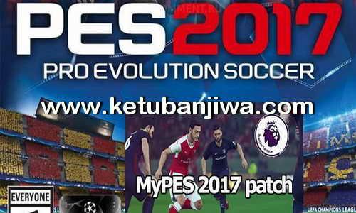 PES 2017 MyPES Patch 0.1 EPL Ketuban Jiwa