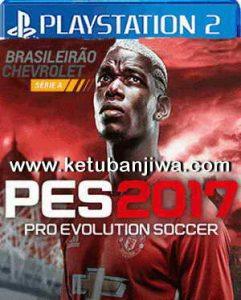 PES 2017 PS2 Brazukas v2 Patch + Full Games