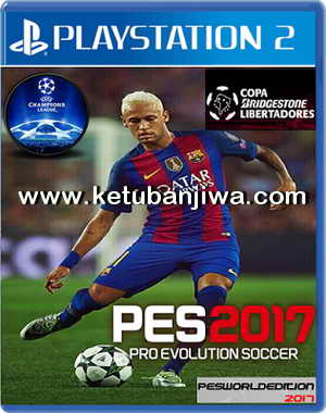 PES 2017 PS2 Season 16-17 by PesWorldEdition Ketuban Jiwa