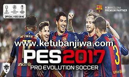 PES 2017 PS3 CFW BLES + BLUS Option File by LinkModz Ketuban Jiwa