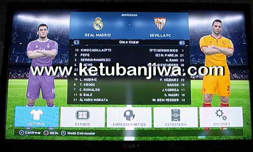 PES 2017 PS3 CFW BLES + BLUS Option File v3 by LinkModz Ketuban Jiwa