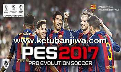 PES 2017 PS3 Option File BLES - BLUS - BLAS Fix by ZiO Ketuban Jiwa