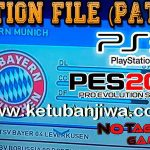 PES 2017 PS3 Option File Patch Update by Notag Games