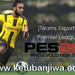 PES 2017 PS3 Premier League Kits by JeeCkho