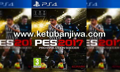 PES 2017 PS4 DFL Option File v3.1 Fix by Cristiano92 Ketuban Jiwa