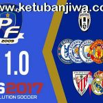 PES 2017 PS4 Option File v1.0 by PESFan