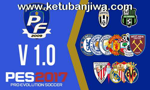 PES 2017 PS4 Option File 1.0 BETA by PESFan Ketuban Jiwa