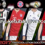 PES 2017 PS4 Option File v2.0 by PESFan