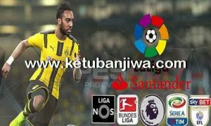 PES 2017 PS4 Option File Update 12 September 2016 by Fren Dika Adi Ketuban Jiwa