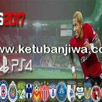 PES 2017 PS4 Liga MX Option File v1 by Petriz