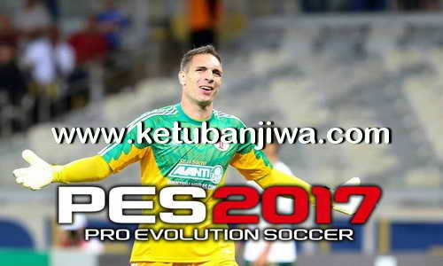 PES 2017 PS4 Patch v1 by Kawasaki Gamer Ketuban Jiwa
