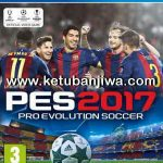 PES 2017 PS4 Region US Full Games + Update v1.01