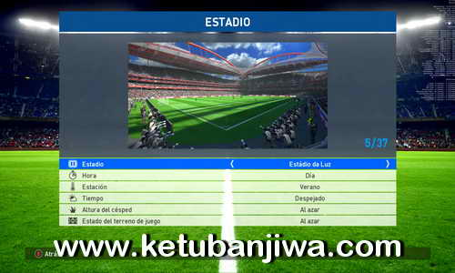 PES 2017 Stadium Super Pack by InMortal Ketuban Jiwa