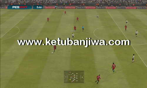 PES 2017 White Ball Pack by Tran Ngoc Ketuban Jiwa