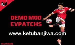 PES 2017 XBOX 360 Demo Mod by EVPatchs Ketuban Jiwa